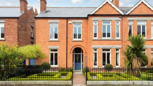 Number 15 Healthfield Road, Terenure Dublin 6, is beautifully appointed. Photograph: Alex Urdaneta