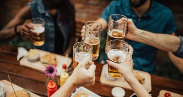 Barbecue time: when you switch to food, change your beer to something with a bit more flavour – but only if you're eating something with plenty of flavour too. Photograph: E+/iStock/Getty