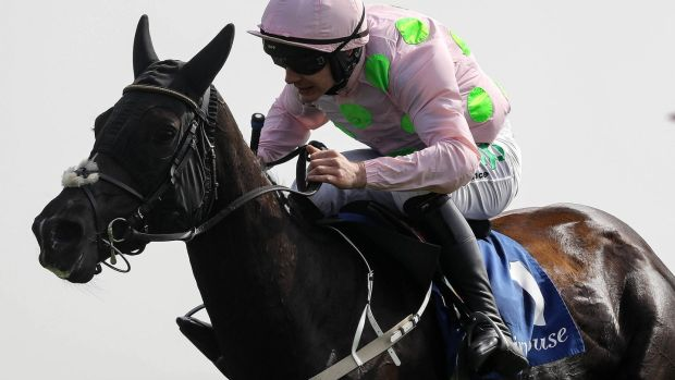 Camelia De Cotte and Paul Townend were impressive winners at Fairyhouse on Tuesday. Photograph: Lorraine O'Sullivan/Inpho