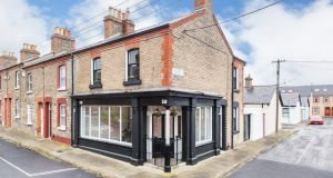 58 Sitric Road, Stoneybatter: the former a grocery store offers space and light in abundance