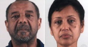The couple, Mohamed Toure (58) and Denise Cros-Toure (58) of Southlake, Texas, who are citizens of Guinea, may be deported after their prison sentence, prosecutors said. Photograph: AP