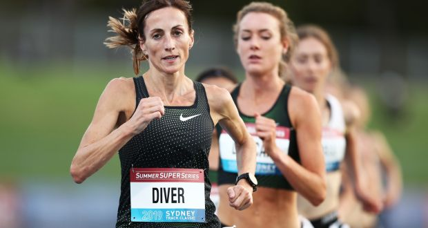 1d4ffe49ee97 Sinead Diver  the Irish woman chasing an Australian record in London ...