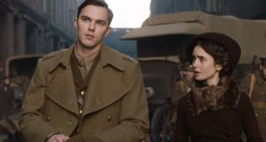 "Starring Hoult in the title role and Lily Collins as his wife Edith, Tolkien explores ""the formative years of the renowned author's life"""