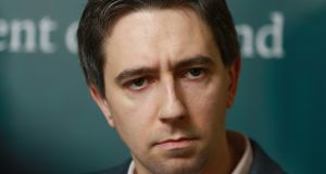 Minister for Health Simon Harris has said the construction of a new mortuary building at University Hospital Waterford will start 'before the end of this year'.  Photograph: Nick Bradshaw/The Irish Times