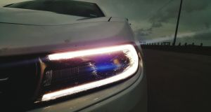 In the future, headlights  will be able to do so much more than just dip and rise.