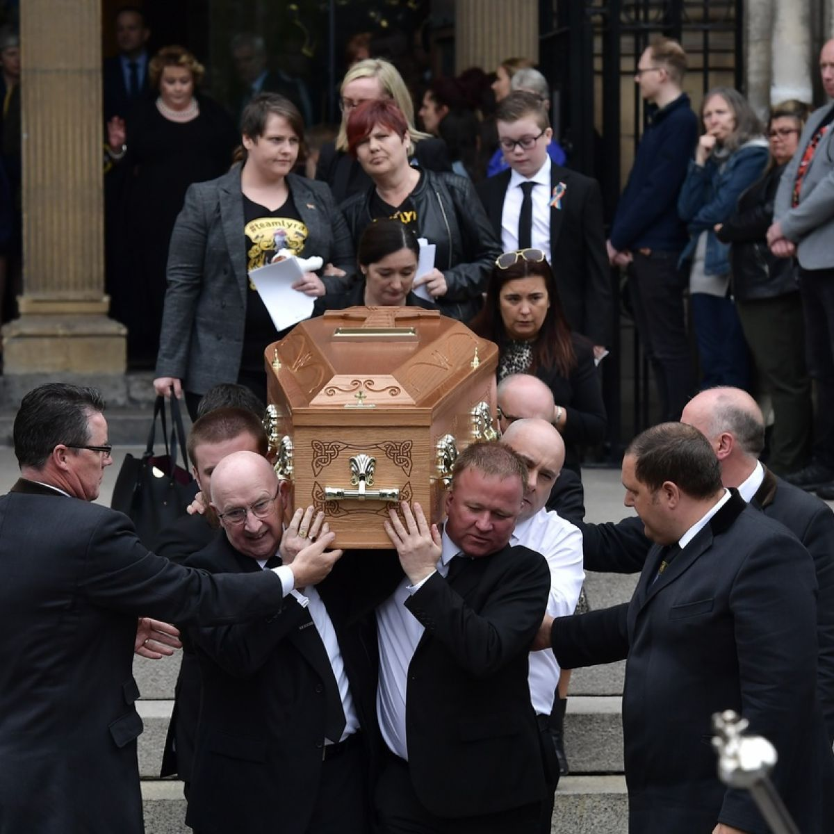 Determined doggedness' of Lyra McKee remembered at Belfast