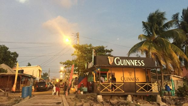 Choose your tipple in Saint Lucia