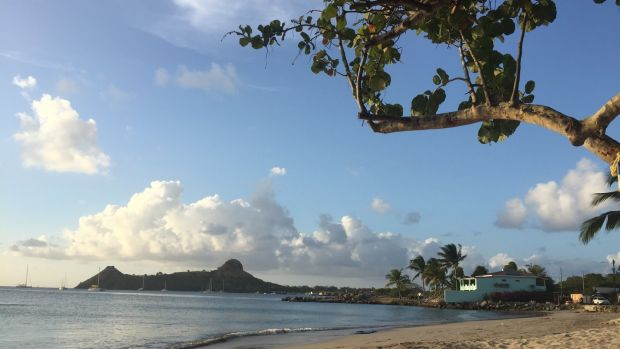 Chill out and take a swim on any of the beaches of Saint Lucia