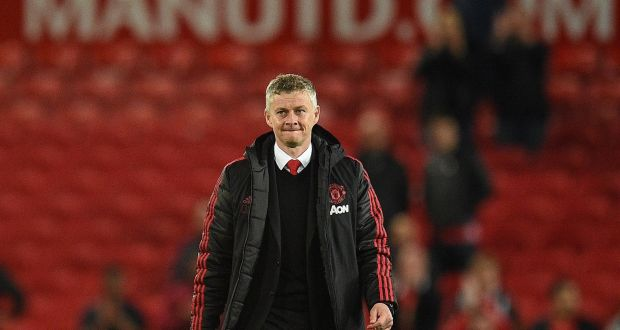 Manchester United manager Ole Gunnar Solskjaer has laid down the gauntlet for his underperforming players. Photo: Oli Scarff/Getty Images