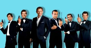 Shaken and stirred: the 007 club
