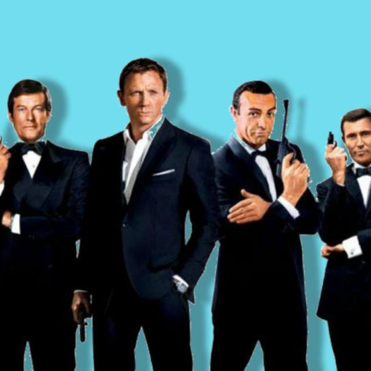 James Bond 007 S Best And Worst Movies Ranked