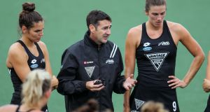 Sean Dancer has been named as the new head coach to the Ireland women's team. Photograph:  Simon Watts/Hockey NZ