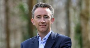 Fergal Leamy:  set to join Glen Dimplex as its chief operating officer.  Photograph: Nick Bradshaw