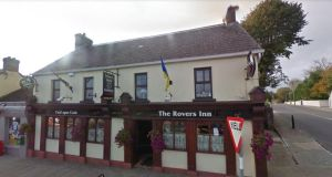 The incident allegedly occurred at the Rovers Inn pub in New Inn, Cashel, Co Tipperary, on March 24th last year. Photograph: Google Street View