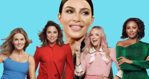 Kim Kardashian and the Spice Girls: famous, and don't they want you to know it