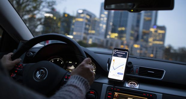 Uber seeks $91 5bn valuation in highly anticipated IPO