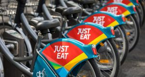 Outside the UK, JustEat orders grew by 40 per cent to 29.5 million, fuelled by good growth in Canada, Italy, Switzerland and Ireland.