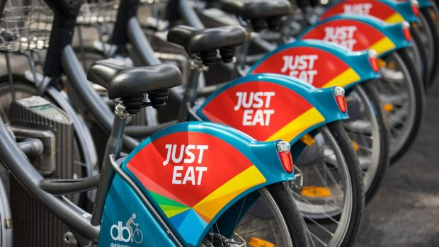 Just Eat Orders Rise 21 Fuelled By Growth In Ireland And