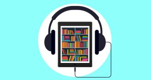 Audiobooks: their intimacy is one of their most compelling traits in an age where our attention is drawn to just about anything else. Illustration: iStock/Getty