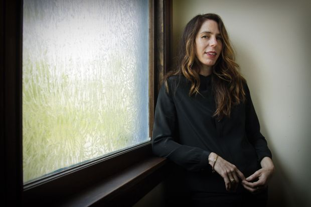 Rachel Kushner: her narration of her book The Mars Room added another layer to a superlative novel. Photograph: Ricardo DeAratanha/Los Angeles Times via Getty