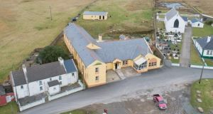 The 14-bedroomed Óstan Thóraigh is 'a chance for someone to embrace island life in a strong community on one of Ireland's most beautifully scenic islands', according to Letterkenny auctioneer Gareth McLarnon.
