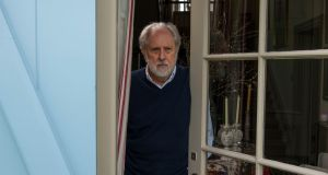 David Puttnam at home in Skibereen, Co Cork. Photograph: Michael Mac Sweeney/Provision