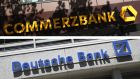 The collapse this week of merger talks between Deutsche Bank and Commerzbank brings to an end German attempts to create a national champion in the banking sector to rival competitors such as JP Morgan and Citigroup. Photograph: Hayoung Jeon/EPA