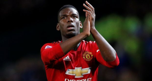 483f036777f72 Manchester United's Paul Pogba could be in line for a return to Juventus.  Photo: