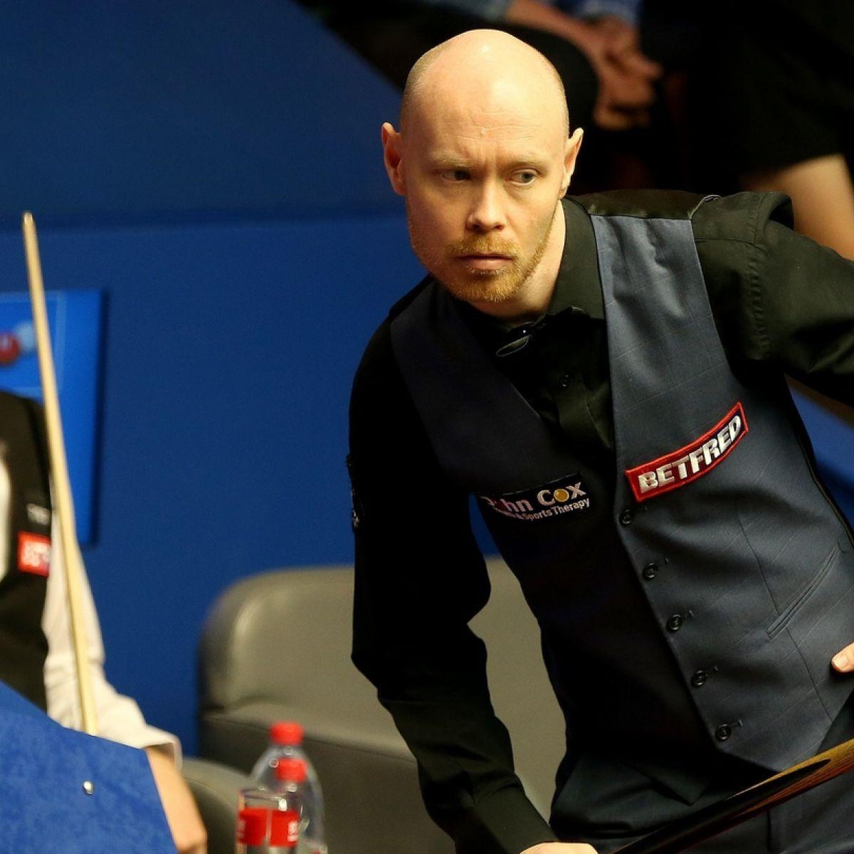 Mark Selby suffers shock Crucible loss to Gary Wilson