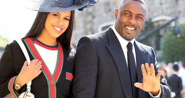 1a9b28871543 Idris Elba and Sabrina Dhowre exchanged vows at the Ksar Char-Bagh hotel in  Marrakesh