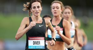 Sinead Diver finished seventh in the London Marathon. Photograph: Matt King/Getty