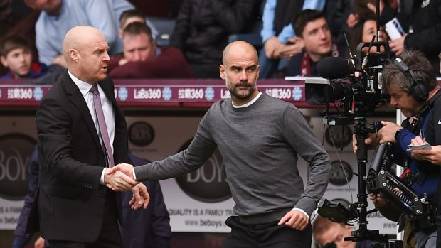 Pep Guardiola is of the new age of managers who don't engage in mind games anymore. Oli Scarff/Getty Images