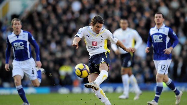David Bentley was one of the names on the 2008 top crossers list. Photo: Shaun Botterill/Getty Images