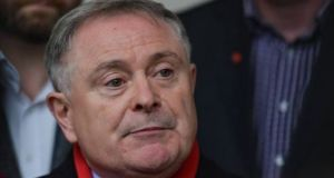 Brendan Howlin:  he said his  party's candidates were standing because they wanted to solve the homelessness crisis, deal with climate change, and increase living standards