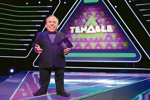 Warwick Davis, host of Tenable