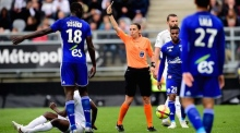 First female referee takes charge of match in France's Ligue 1