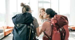 Hostels are perhaps the quintessential way for young people to travel, but you will find all types of ages and backgrounds in one. Photograph: iStock