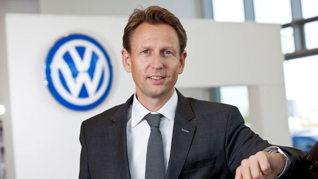 Gerrit Heimberg, brand director of Volkswagen Group Ireland: 'The feedback we are getting from our dealers and fleet customers is that there are lots of enquiries and interest but very little knowledge amongst car buyers.' Photograph: Paul Sherwood