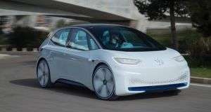 Volkswagen's new  all-electric ID.3 car is being billed as the most important car from the company since its launch of the Beetle or the Golf