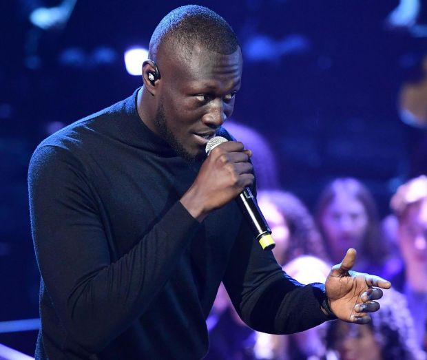 Stormzy will play Belfast's Oreau Park as part of the Belsonic festival. Photograph: Ian West/PA Wire