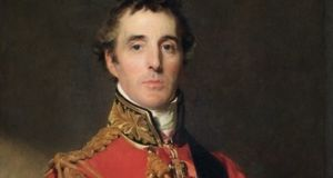 The Duke of Wellington  was born 250 years ago on May 1st. Painting: Thomas Lawrence