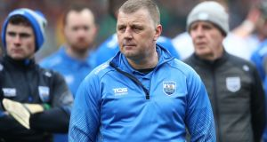 "Waterford manager Páraic Fanning: ""I think the GAA could concentrate on a few other things, more pressing for everybody, club players and county players than worrying about top players are trying to prepare for a championship."" Photograph: James Crombie/Inpho"