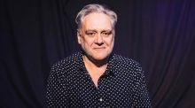 Tony Slattery: most of his celebrity chums and hangers-on vanished 'when the money dried up, which was saddening. Yes, very saddening'. Photograph: Atrium