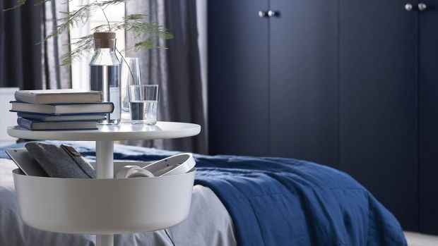 Bedside Matters Eight Space Saving Ideas For The Bedroom