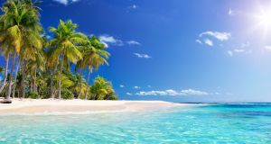 Can an MBA lead to early retirement on a tropical island? Photograph: iStock
