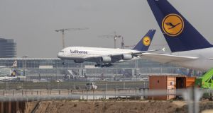 Lufthansa  is abandoning plans to increase capacity at Eurowings by 2%  this year