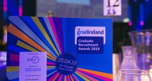 The 13th gradireland Graduate Recruitment Awards were held in partnership with the Association of Higher Education Careers Services for 550 of the country's graduate recruiters, industry stakeholders and talent specialists.