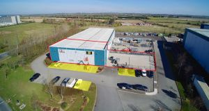 Unit 1A benefits from a prime position at the entrance to Ashbourne Business Park, directly across from the scheme's security hut