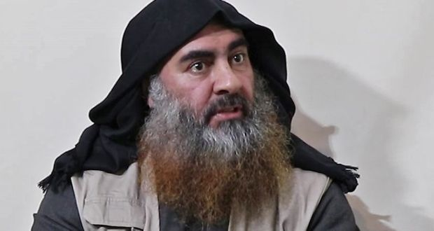 Isis chief's video designed to...