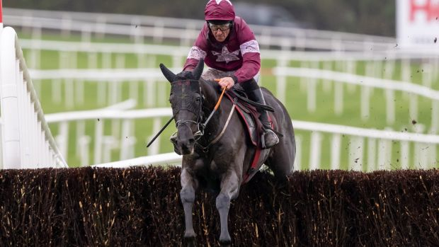 Davy Russell onboard Delta Work comes home to win. Photo: Morgan Treacy/Inpho